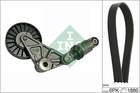 Poly V-riemen kit Ina 529020210