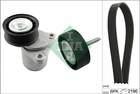 Poly V-riemen kit Ina 529021910