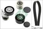 Poly V-riemen kit Ina 529023910