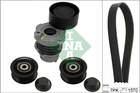 Poly V-riemen kit Ina 529028410