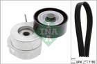 Poly V-riemen kit Ina 529028610