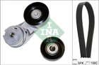 Poly V-riemen kit Ina 529033110