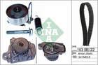 Ina Distributieriem kit incl.waterpomp 530 0505 31