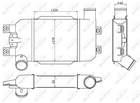 Interkoeler Nrf 30383