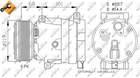 Airco compressor Nrf 32101