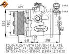 Airco compressor Nrf 32172
