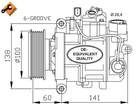 Airco compressor Nrf 32263