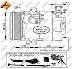 Airco compressor Nrf 32429