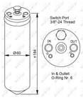 Airco droger/filter Nrf 33028