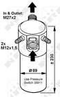 Airco droger/filter Nrf 33064