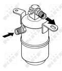 Airco droger/filter Nrf 33075