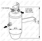 Airco droger/filter Nrf 33145