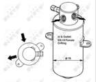 Airco droger/filter Nrf 33165