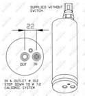Airco droger/filter Nrf 33181