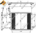 Airco condensor Nrf 350047