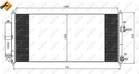 Airco condensor Nrf 35435