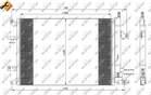 Airco condensor Nrf 35739