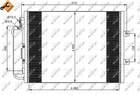 Airco condensor Nrf 35879