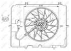 Nrf Ventilatormotor-/wiel motorkoeling 47067