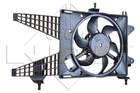 Nrf Ventilatormotor-/wiel motorkoeling 47254