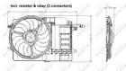 Ventilatormotor-/wiel motorkoeling Nrf 47302