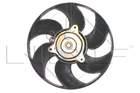 Ventilatormotor-/wiel motorkoeling Nrf 47345