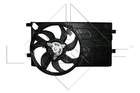Nrf Ventilatormotor-/wiel motorkoeling 47352