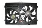 Ventilatormotor-/wiel motorkoeling Nrf 47387