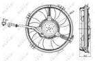 Nrf Ventilatormotor-/wiel motorkoeling 47405