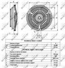Nrf Ventilatorkoppeling 49538