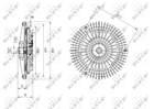 Ventilatorkoppeling Nrf 49583