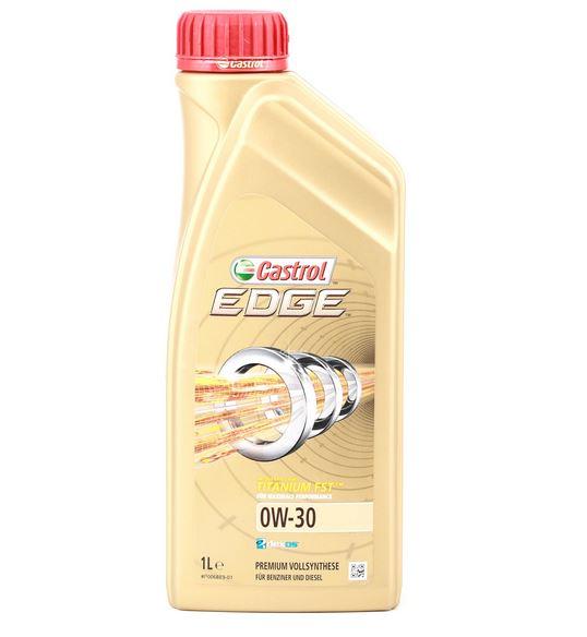 Motorolie Castrol edge0w30