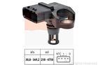 Eps Inlaatdruk-/MAP-sensor / Luchtdruksensor hoogteregelaar / Uitlaatgasdruk sensor 1.993.158