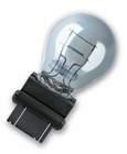 Gloeilamp achterlicht / Gloeilamp achteruitrijlicht / Gloeilamp knipperlicht / Gloeilamp mistachterlicht / Gloeilamp parkeer-/ begrenzingslicht / Gloeilamp remlicht / Gloeilamp remlicht-/ achterlicht Osram 3157