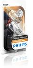 Gloeilamp daglicht / Gloeilamp parkeer-/ begrenzingslicht / Gloeilamp remlicht-/ achterlicht Philips 12066b2