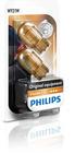 Gloeilamp knipperlicht Philips 12071b2
