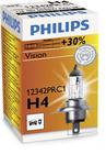 Gloeilamp grootlicht / Gloeilamp koplamp / Gloeilamp mistlicht Philips 12342prc1