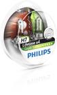 Gloeilamp bochtcorrectieschijnwerper / Gloeilamp daglicht / Gloeilamp grootlicht / Gloeilamp koplamp / Gloeilamp mistlicht Philips 12972llecos2