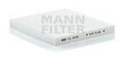 Interieurfilter Mann-filter cu2035
