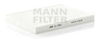 Mann-filter Interieurfilter CU 2882