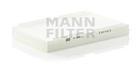 Interieurfilter Mann-filter cu2940