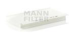 Interieurfilter Mann-filter cu3337