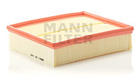 Mann-filter Luchtfilter C 26 168