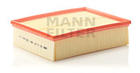 Mann-filter Luchtfilter C 27 192/1