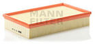 Mann-filter Luchtfilter C 32 191