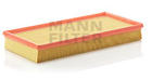 Mann-filter Luchtfilter C 35 124
