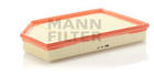 Mann-filter Luchtfilter C 35 177
