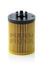 Mann-filter Oliefilter HU 712/8 X