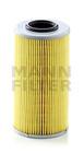 Mann-filter Filter/oliezeef autom.bak H 835 X