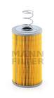 Mann-filter Filter/oliezeef autom.bak H 941/2 X